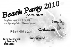 Beachparty 2010
