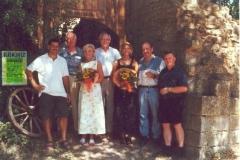 Burgweinfest 2001