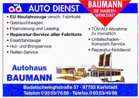 Autohaus Baumann