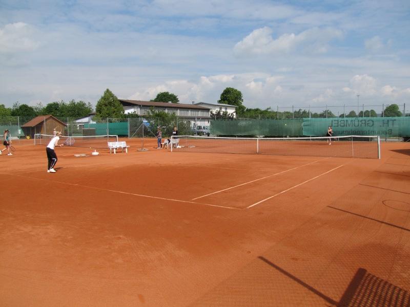 Tennisplatzbuchung ONLINE